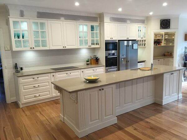 Kitchen renovations in melbourne brentwood kitchens for French provincial kitchen designs melbourne