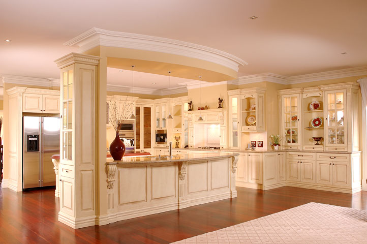 Exceptional PROVINCIAL KITCHENS