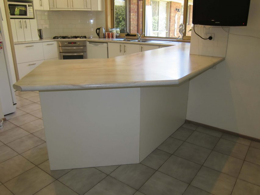 X L Shaped Kitchen Layout With Island