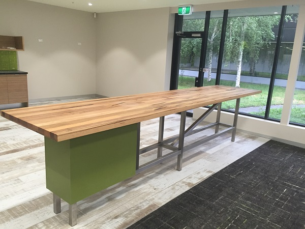 Brentwood Kitchens Lunchroom Table Mulgrave