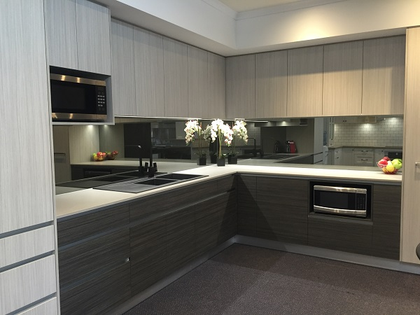 Brentwood Kitchens Display