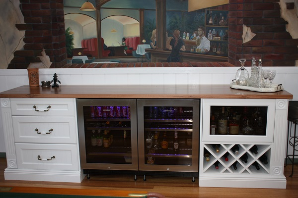 Bar In Berwick Brentwood Kitchens