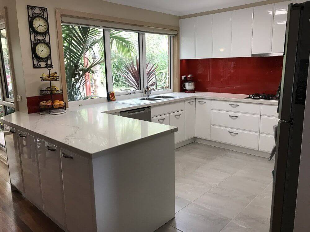 Kitchen renovations in melbourne brentwood kitchens for Win a kitchen renovation